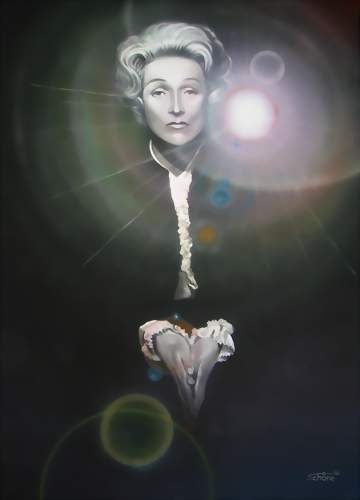 Marlene Dietrich by Keston50